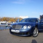 Партнерство Princess Yachts и Bentley: наш новый Bentley Continental Flying Spur Series 51!
